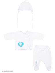 Комплекты одежды для малышей Три ползунка