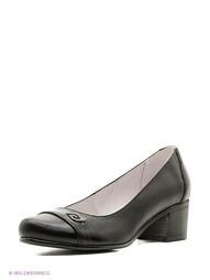 Черные Туфли Walrus