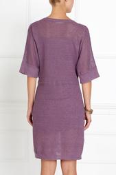 Однотонное платье Stefanel