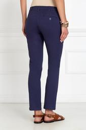 Хлопковые брюки Stefanel