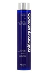 Интенсивная омолаживающая маска-люкс для волос с экстрактом черной икры Extreme Caviar Intensive Anti-Aging Luxe Masque, 250ml Miriamquevedo