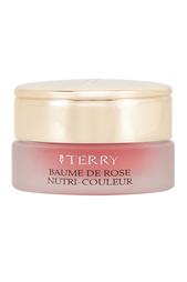 Питательный бальзам для губ Baume de Rose Nutri Couleur, 1 Rose Babe, 7gr By Terry