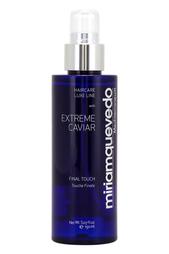 Фиксирующий спрей для волос экстрактом черной икры Extreme Caviar Final Touch, 150ml Miriamquevedo