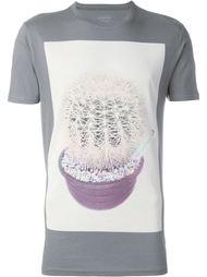 футболка с принтом кактуса Paul Smith Jeans