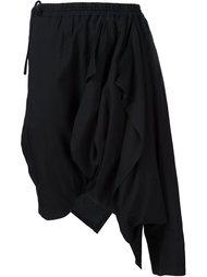 мешковатые брюки 'Festival' Yohji Yamamoto