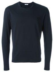 футболка с длинными рукавами 'Half Medusa' Versace Collection