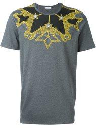 """футболка с принтом в стиле """"барокко"""" Versace Collection"""