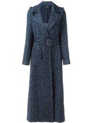 пальто с поясом  Twin-Set