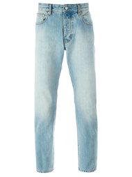 прямые джинсы Ami Alexandre Mattiussi
