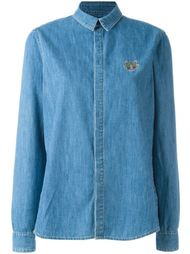 джинсовая рубашка 'Mini Tiger'  Kenzo