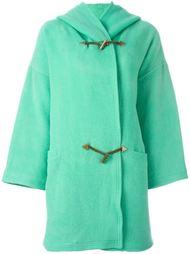 пальто с капюшоном  Versace Vintage
