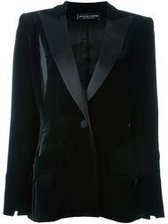 бархатный пиджак  Jean Louis Scherrer Vintage