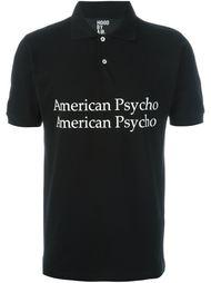 футболка-поло 'american psycho'  Hood By Air
