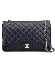 сумка на плечо 'Maxi Flap' Chanel Vintage