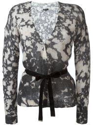 блузка с поясом  Twin-Set