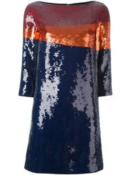 платье с пайетками  Tory Burch