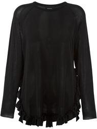 блузка с рюшами Simone Rocha