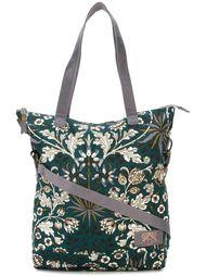 сумка-тоут с цветочным узором Eastpak