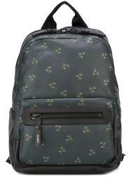 рюкзак с растительным принтом  Lanvin