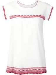 embroidered top The Great
