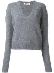 свитер c V-образным вырезом   McQ Alexander McQueen