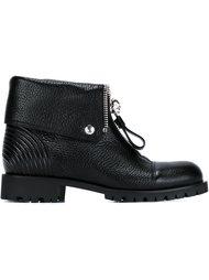 ботинки по щиколотку  Alexander McQueen