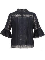 embroidered blouse Ulla Johnson