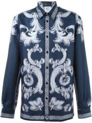 рубашка 'Lenticular Foulard'  Versace