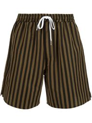 striped shorts Second/Layer