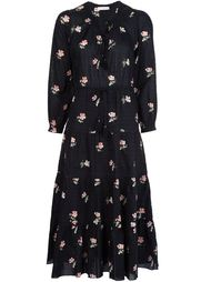 floral print tunic dress Ulla Johnson
