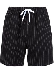 pinstripe shorts Second/Layer