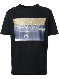 space print T-shirt Palm Angels