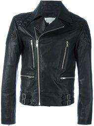 классическая байкерская куртка Maison Margiela