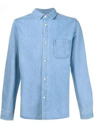 denim shirt A.P.C.