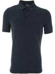 футболка-поло в полоску Giorgio Armani