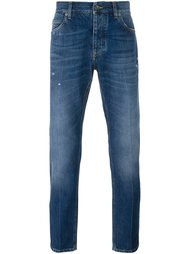 джинсы прямого кроя Dolce & Gabbana