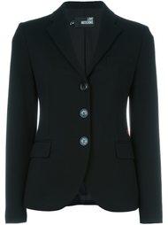 fitted blazer Love Moschino