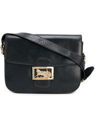 carriage buckle shoulder bag Céline Vintage