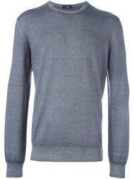 свитер в рубчик Fay