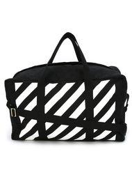полосатая спортивная сумка  Off-White