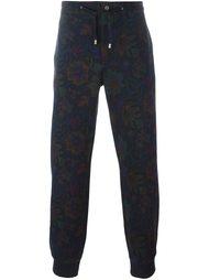 floral print track pants Etro