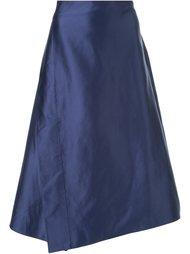 сатиновая юбка Scanlan Theodore