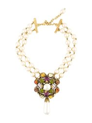 ожерелье из искусственного жемчуга Chanel Vintage