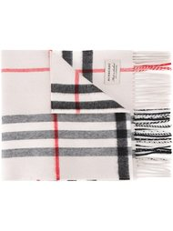 classic pattern scarf Burberry