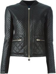 padded detailed jacket Twin-Set