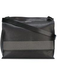 studded flap messenger bag Alexander McQueen