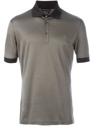 embroidered logo polo shirt Alexander McQueen