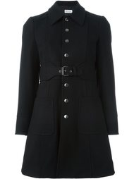 single breasted coat Red Valentino