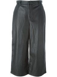 wide-legged cropped trousers Twin-Set