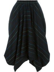 полосатая юбка  Société Anonyme